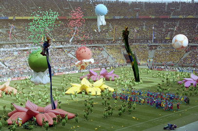 Top FIFA World Cup Opening Ceremonies Youth Village - 10 weird parts world cup opening ceremony