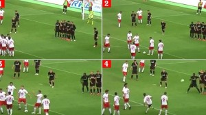 germany free kick