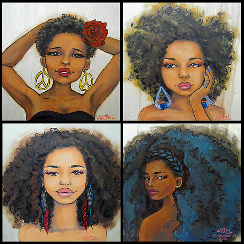 Scholarships For People With Natural Hair