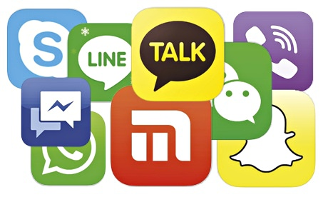 top 10 instant messaging apps in the world youth village