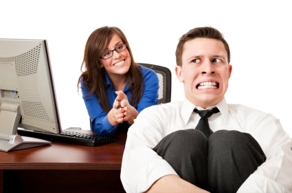 Image result for job interview scared