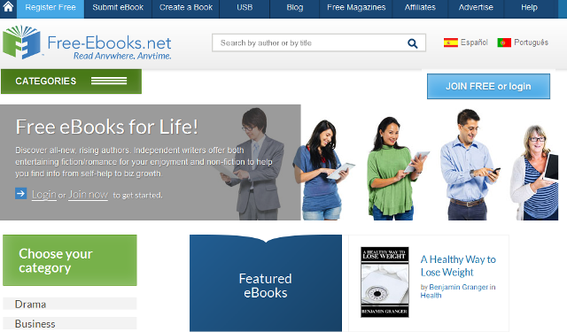 10 Sites To Download Free Ebooks From Youth Village
