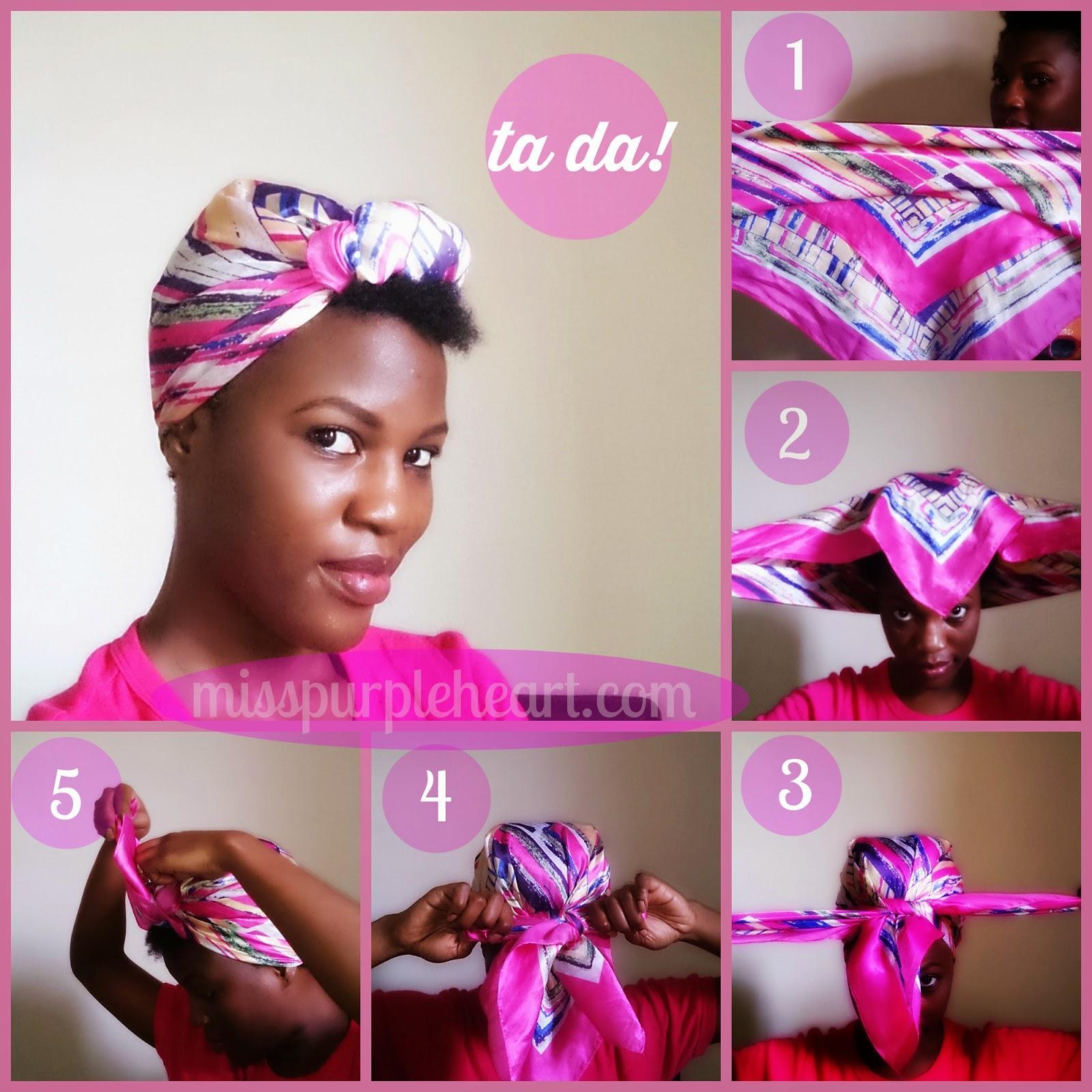 10 Ways To Tie A Turban Headscarf Youth Village