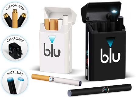 New information on e cigarettes