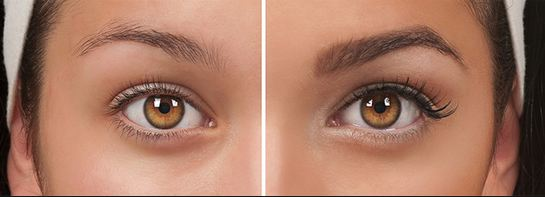 Olive-oil-for-eyebrows-before-and-after-photos