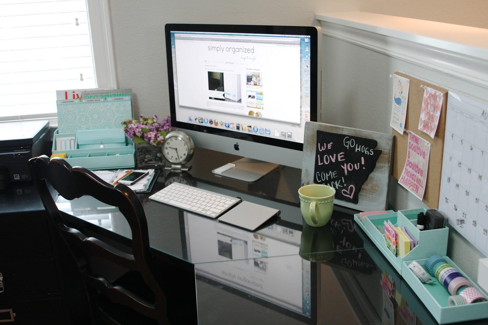 Popular To Organize Your Office Closet Part 5 Of 9 Home Office Organization.