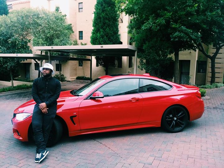 South African Celebrities And Their Cars Okmzansi