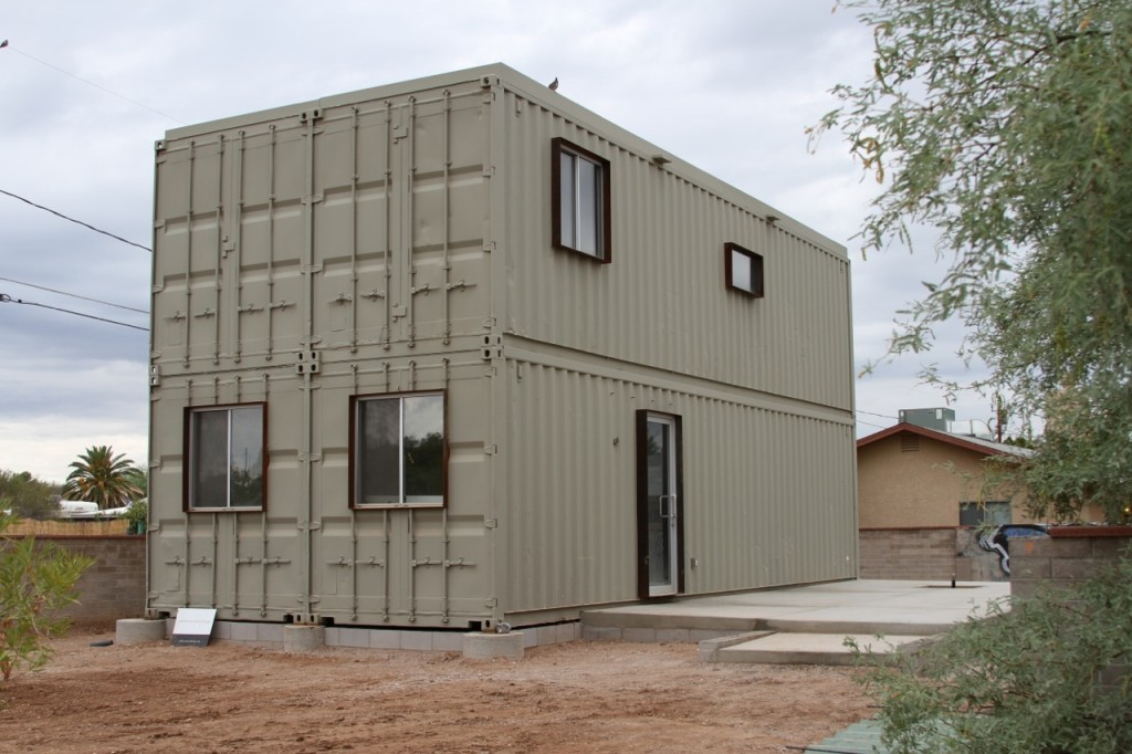 Home Made From Shipping Containers Storage Container Homes