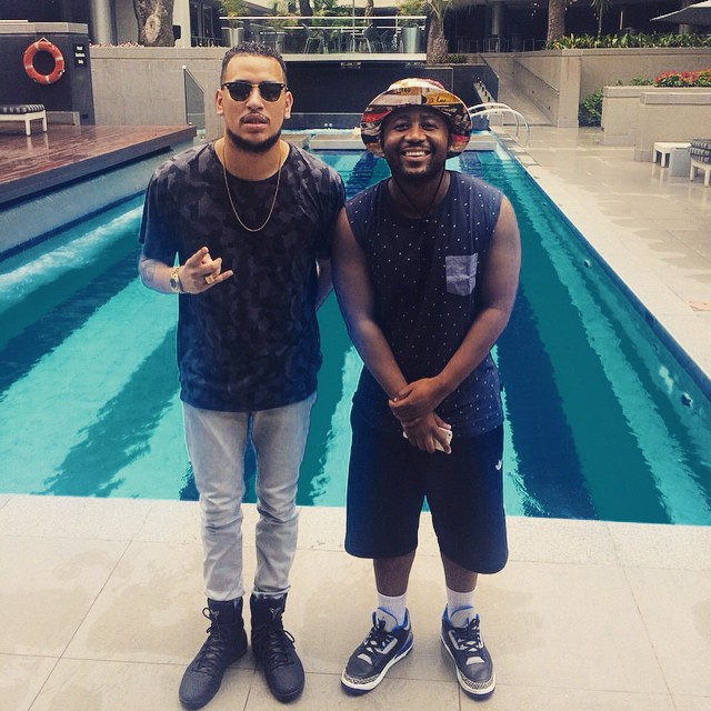 Cassper Nyovest Rants About His And AKA's SAMA Snubs