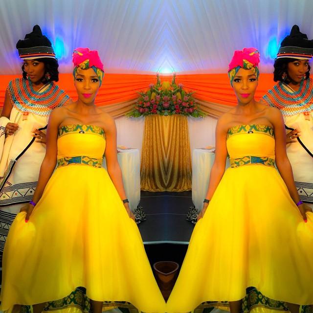 10 Pics That Prove Nhlanhla Nciza Has A Great Sense Of