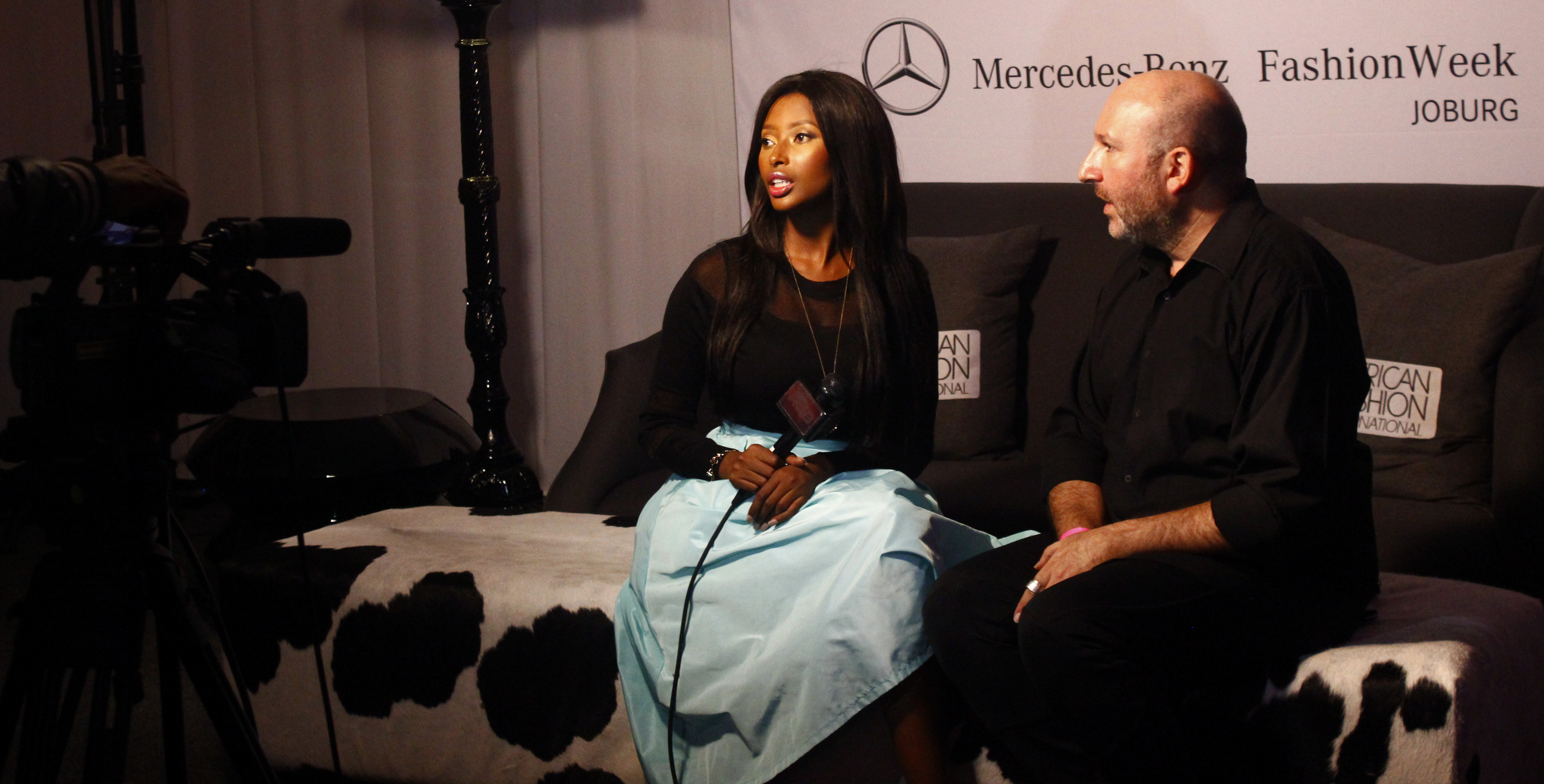 Sinazo Yolwa: If You Missed Out On The Mercedes Benz Fashion Week, Don't