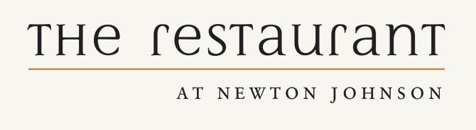 The Restaurant at Newton Johnson
