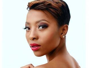 Top 10 SA Female Celebs Without Weaves - Youth Village