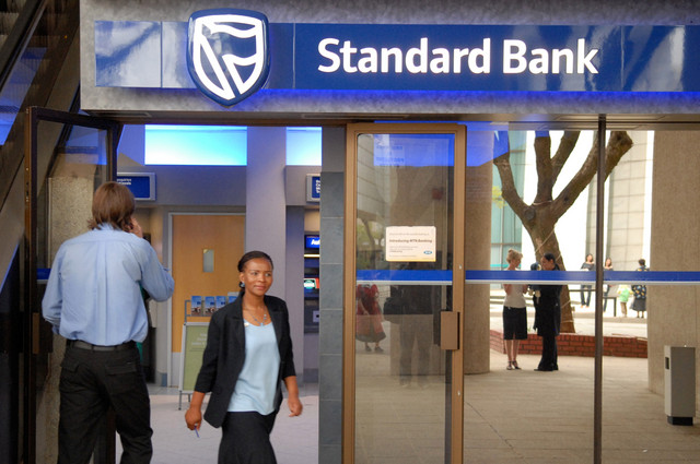 Standard bank south africa forex department