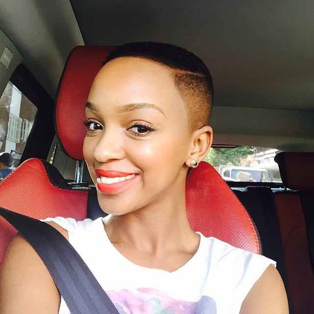 Nandi Mngoma Proves She Doesn T Need Make Up To Shine