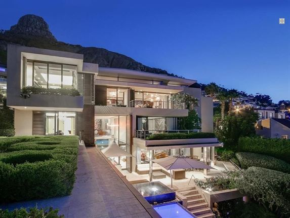 The 10 most expensive houses in south africa youth village for Best house pics