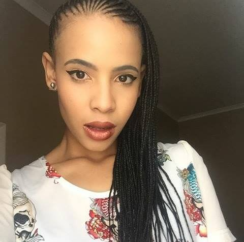 mzansi black sexy girl