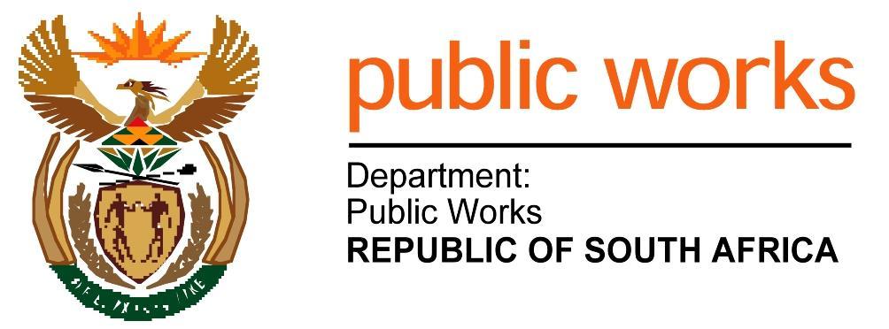 Dept Of Public Works Graduate Internship Programme