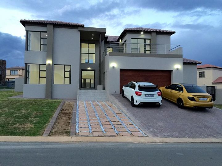 Dj Shimza Buys Himself A New Crib And It S Incredible Youth Village