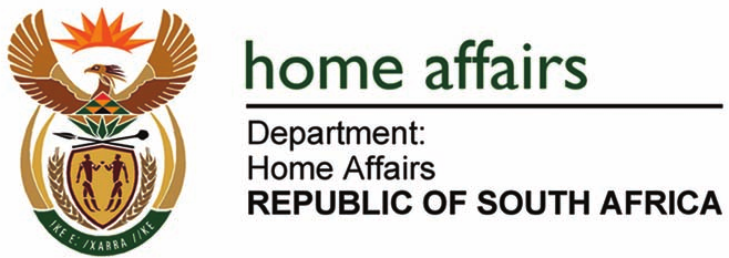 Image result for Department of Home Affairs Learnership