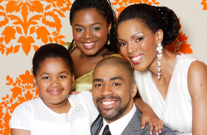 Connie Ferguson Takes A Moment To Appreciate Her Daughters