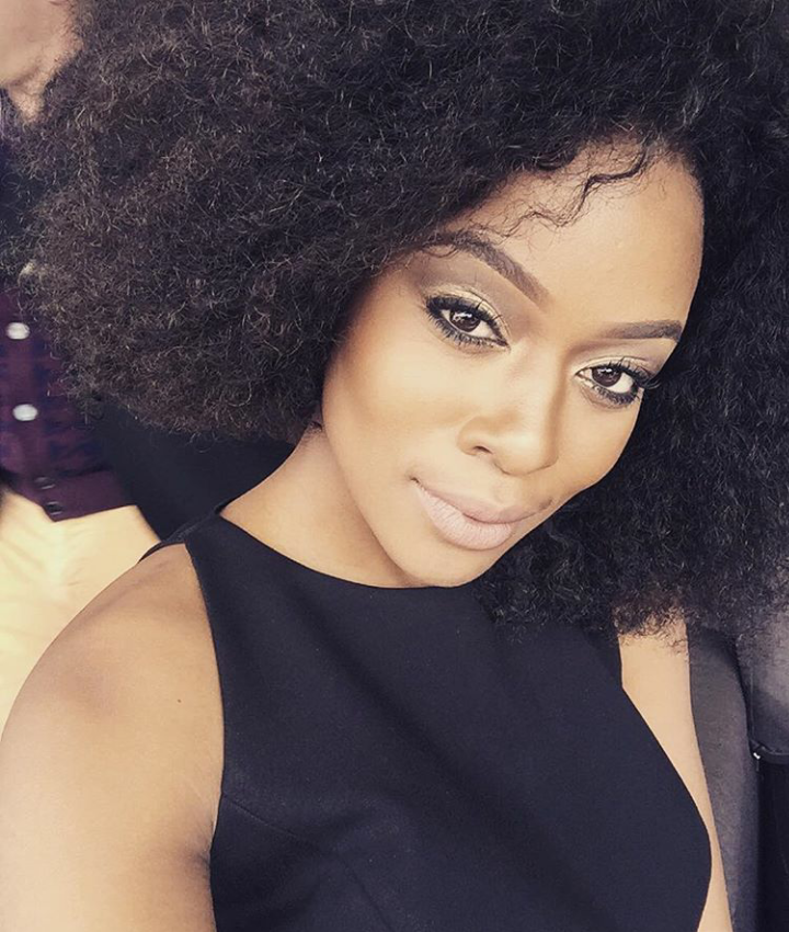 Nomzamo Mbatha Opens Up About Her Painful Childood Youth