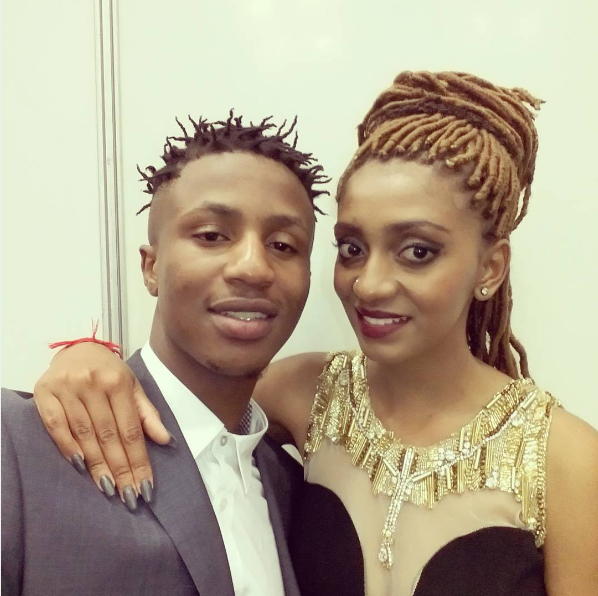Emtee Shares Cute Pictures Of His Girlfriend And Baby