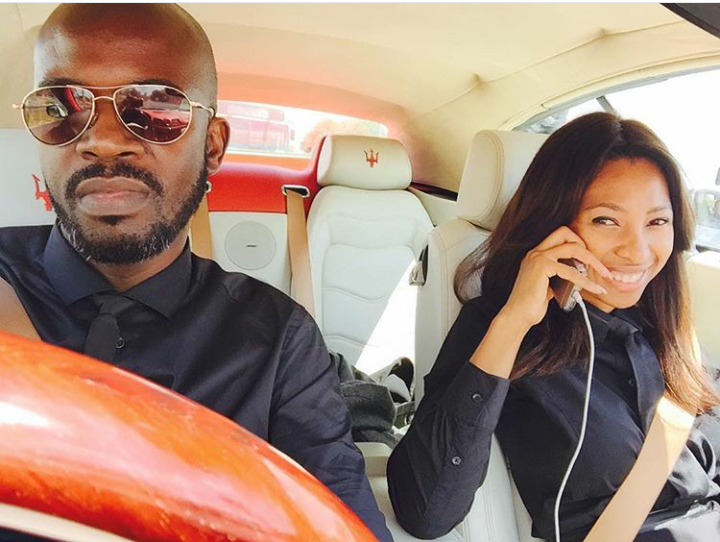 So Cute Who Said Men Can T Get All With Their Social Media Posts Black Coffee Has Shared A Very Adorable Video Of His Wife Mbali Mlotshwa Dancing
