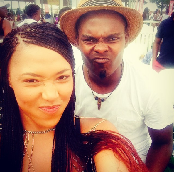 who is dumi masilela dating We sat down with this stunning actress who portrays the role of thuli on muvhango aka simphiwe ngema.