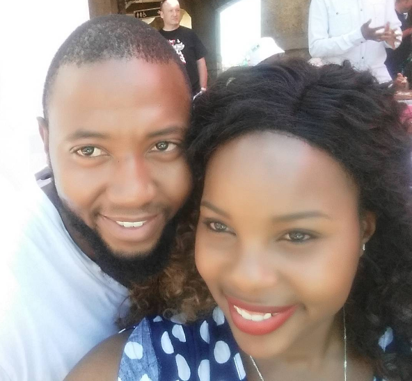 Skeem Saam Actress Mogau Motlhatswi And Her Bae Are Still
