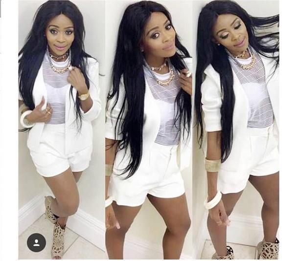 Thembi Seete Wedding Pictures Www Pixshark Com Images