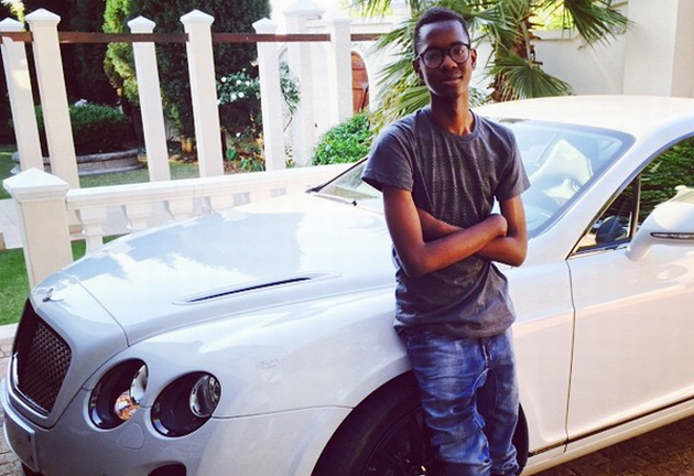 Top 5 Sa Celebrities Who Drive The Most Expensive Cars