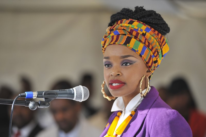 Zoleka Mandela Talks About How Being Sexually Abused As A Child Led To Drug And Alcohol Addiction