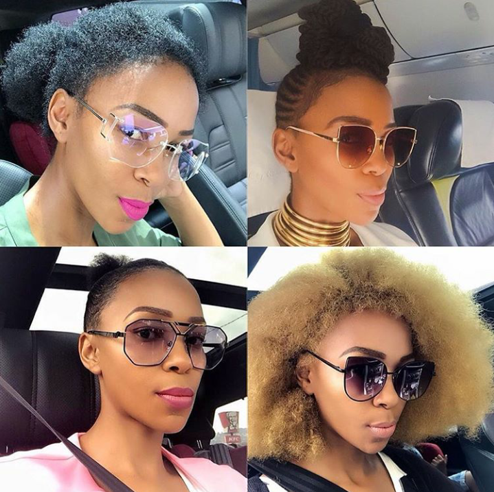 Nhlanhla Nciza Always Does Justice To Her Hair Youth Village