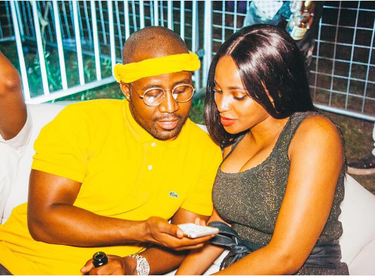 cassper dating lizelle tabane Following some cosy snapshots shared during the festive period, local star cassper nyovest and lizelle tabane have once again, sparked more.