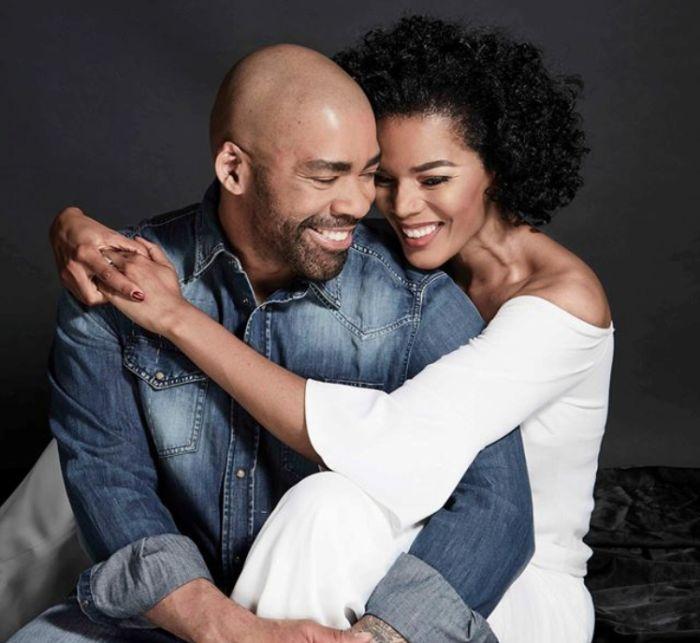 Shona Ferguson Recalls How He Met His Wife Connie Ferguson