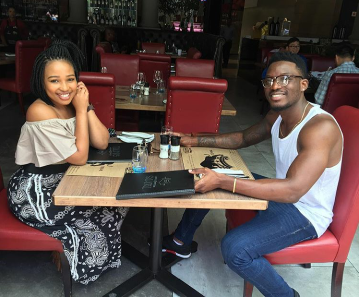Phindile Gwala shares with us how her husband proposed