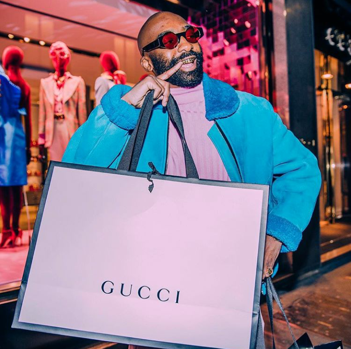 Flashy Lifestyles of South African Celebrities