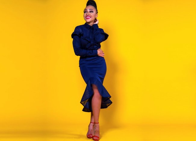 5 Thando Thabethe Khosi Nkosi Looks We Absolutely Love