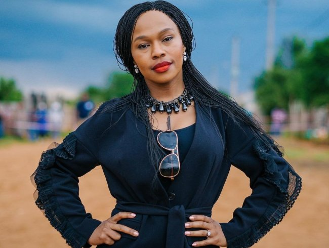 5 Things You Should Know About Sindi Dlathu's New Role On