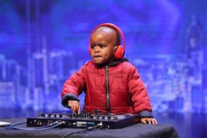 DJ Archie 300x200 - DJ Archie Jnr Wins Simon Cowell's Heart At America's Got Talent Champions
