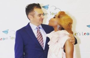 Mmampho e1547668607944 300x193 - Watch: Mampho Brescia And Her Husband Celebrate Their 15th Anniversary In Style
