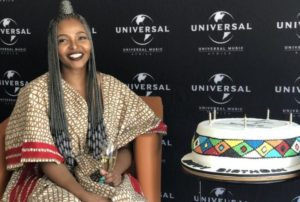 Simphiwe Birthday e1548275556103 300x202 - Simphiwe Dana Celebrates Her Birthday In Style
