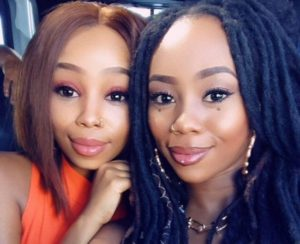 Bontle Candice e1549296906473 300x244 - Candice Modiselle on Being Mistaken For Her Big Sister Bontle