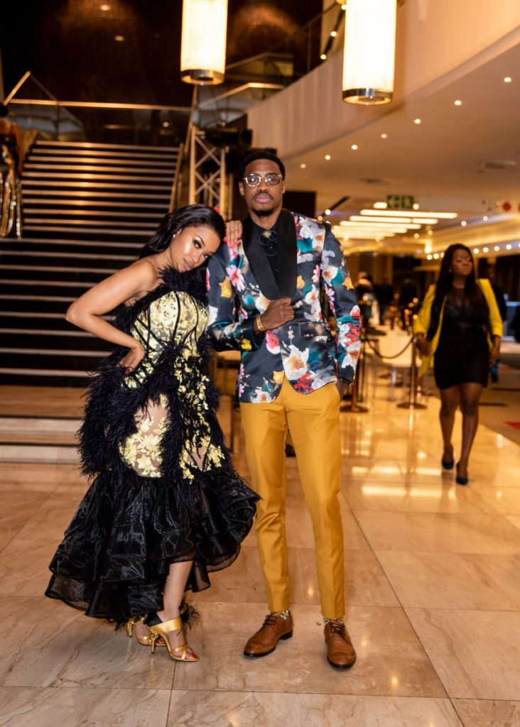 Dineo Solo 732x1024 - Inspirational: SA Celeb Couples In Long Term Relationships