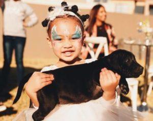 Kairo puppies e1549558420880 300x236 - Watch: Hilarious Video Of Kairo Instructing Her Dogs In Zulu