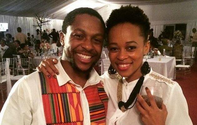 Mabatho Mbuyiseni - Inspirational: SA Celeb Couples In Long Term Relationships