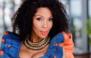 Nhlanhla Nciza 300x190 - Watch: Nhlanhla Nciza Shows Off Her Cute Freckles