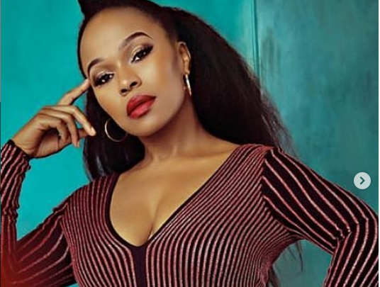 Watch: This Is How Sindi Dlathu Shakes Off The Lindiwe