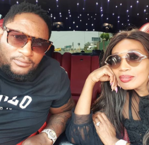 Sophie And Max e1550160493549 300x293 - Sophie Ndaba Gushes Over Her Husband With A Romantic Message